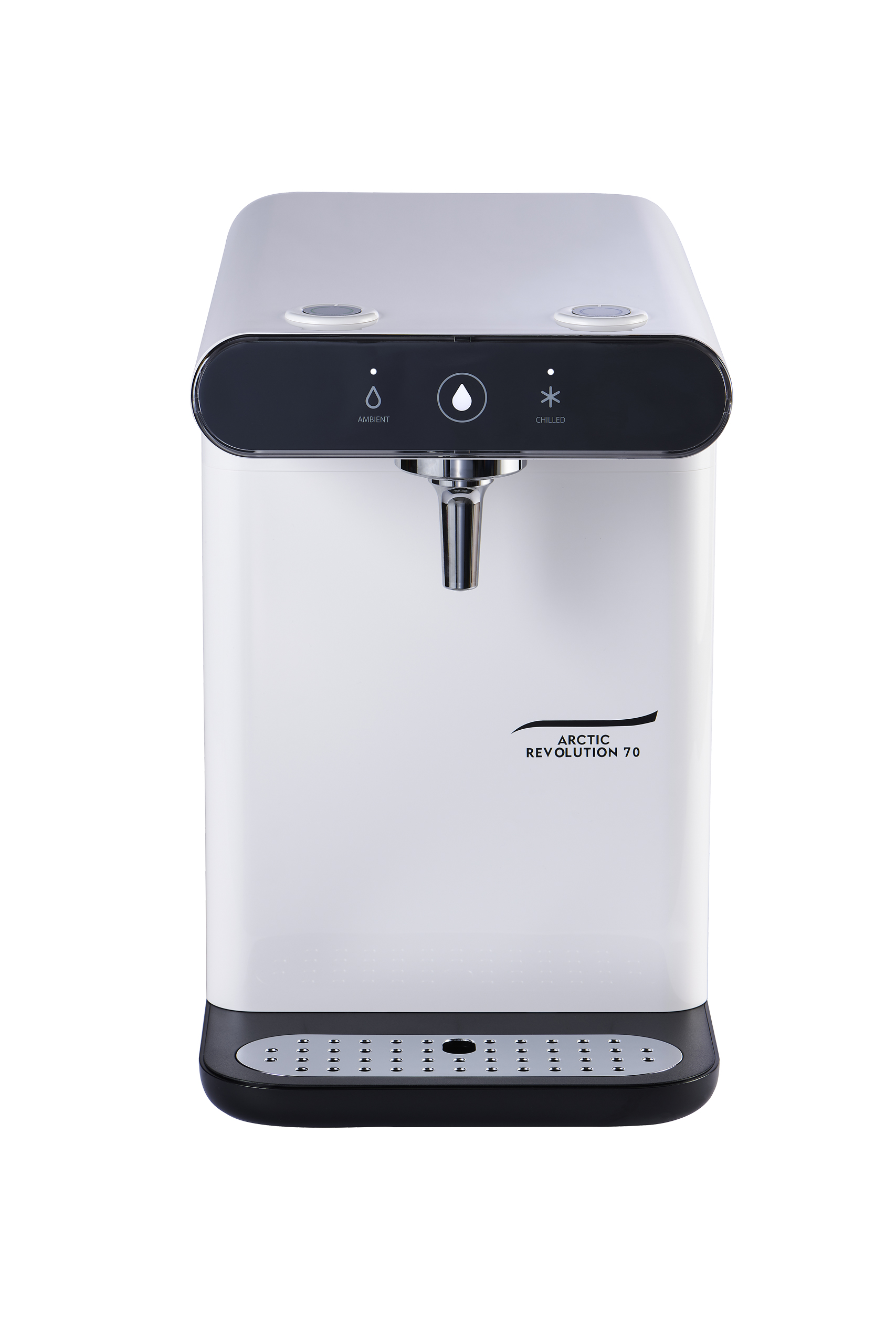 Pro White Contactless Water Dispenser